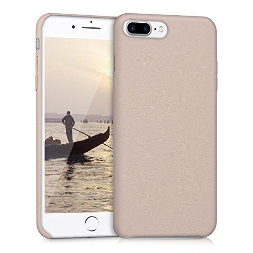 kwmobile Apple iPhone 7 Plus / 8 Plus Hülle - Handyhülle für Apple iPhone 7 Plus / 8 Plus - Kunstleder Handy Case Schutzhülle