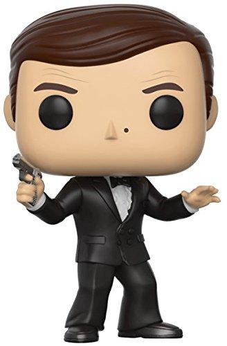 James Bond Figura Vinilo Roger Moore 522 Figura de coleccin
