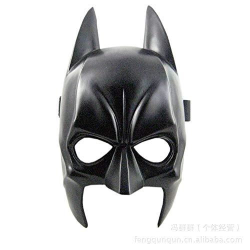 Kostüm Wahre Der Batman - CHXY Batman Mottoparty Masken Kind Erwachsener Helm Halloween Maske Cosplay Hüte Kopfbedeckung Karneval Schminke Zubehör
