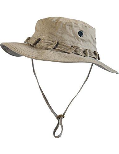 Boonie Hat Buschut GI Army Tropen Hut Beige XL