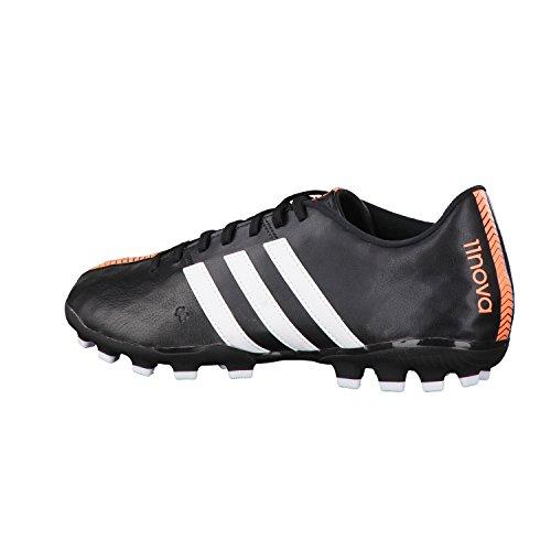 promo code beef5 20234 ... Naranja naranja Los Piel Adidas Botas Ag Fútbol 11 Negro Negro Nova  Hombres flash blanco En ...