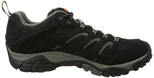 Merrell - Moab Gore-Tex®, Trekking e scarpe da hiking Donna Nero (Black)