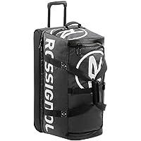 Rossignol Unisex's Hero Tarpaulin Explorer Ski Luggage, Black, One Size
