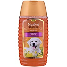 Medfly Healthcare NexPet Herbal Anti-Tick Shampoo for Dogs (375 ml, More Than 60 Washes)