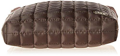 Lug Donna Skipper Borsetta tracolla Borsa Brown (Chocolate Brown)