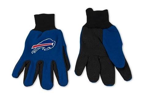 Buffalo Bills Two Tone Gloves - Adult Size