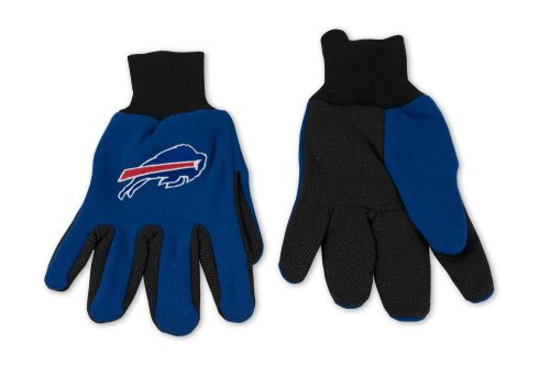 Wincraft NFL Handschuhe zweifarbig, Herren, blau, NFL Buffalo Bills