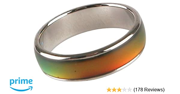 e036a979f5 Tobar 01265 Mood Ring: Amazon.co.uk: Toys & Games