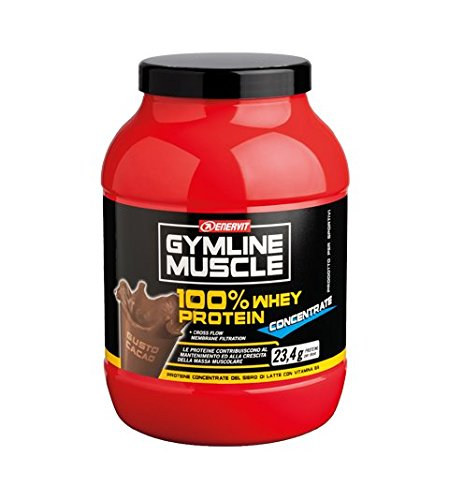 Enervit Gymline Muscle 100% Whey Protein Concentrate Cacao