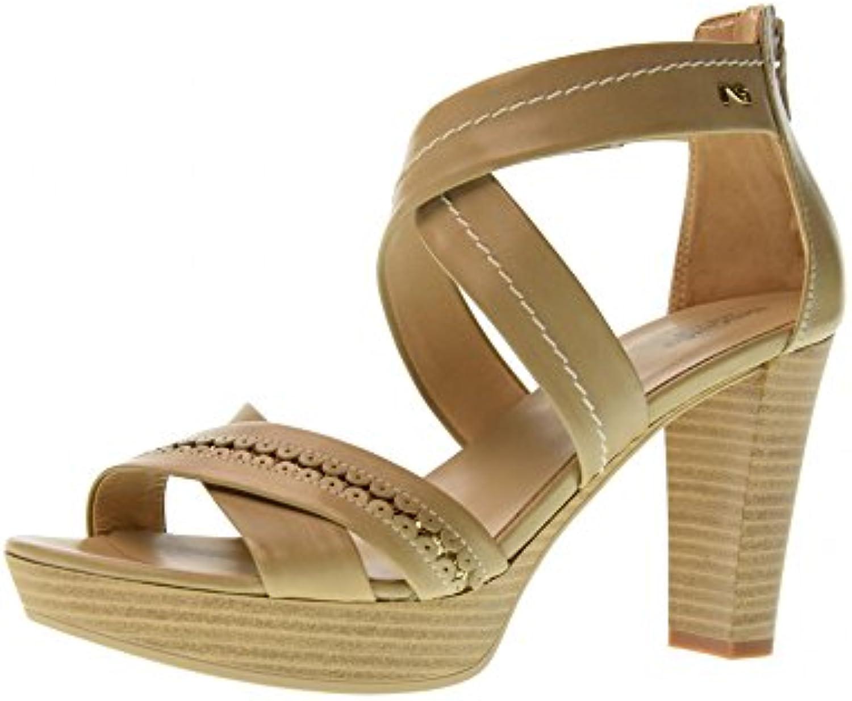 Nero Giardini Zapatos Mujer Sandalias de Tacón Alto P805610D/410