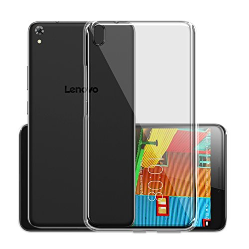 ECellStreet Exclusive Soft Transparent Back Case Cover Back Cover For Lenovo Phab PB1-750M