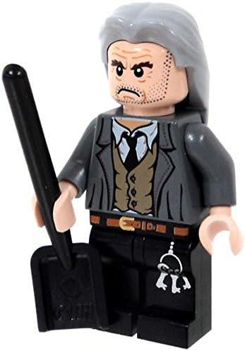 LEGO LEGO LEGO Argus Filch Minifigure Harry Potter B0047LZ3BY 7c1961