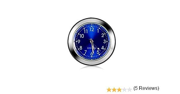 Pour int/érieur tableau de bord Horloge d/écorative pour voiture Alftek
