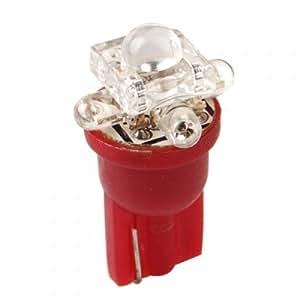 Ampoule 5-LED à Base de Coin pour Voiture