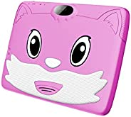 Lenosed Kids Tab A73, Tablet 7 inch, Android 8.1.0, 16GB, 2GB DDR3, Wi-Fi, Quad Core, Dual Camera, (pink)