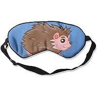 Cartoon Hedgehog 99% Eyeshade Blinders Sleeping Eye Patch Eye Mask Blindfold For Travel Insomnia Meditation preisvergleich bei billige-tabletten.eu