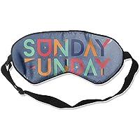 Sunday Funday 99% Eyeshade Blinders Sleeping Eye Patch Eye Mask Blindfold For Travel Insomnia Meditation preisvergleich bei billige-tabletten.eu