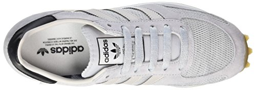 adidas Trainer OG, Sneakers Basses Homme Gris (Clear Grey/pearl Grey/gum)
