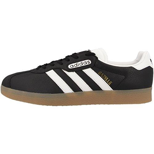 Super vintage Sneaker Núcleo Adidas gum bb5244 Preto Herren Gazela qzRYWtf