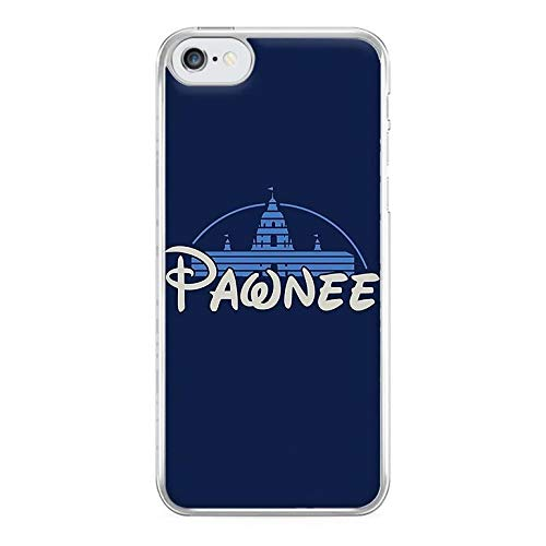 Fun Cases Pawnee Disney Castle - Parks and Recreation Phone Case - iPhone 5c Compatible