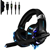 Best Gaming Headset Xbox Ones - Gaming headset Xbox one,PC Gaming headset with Microphone Review