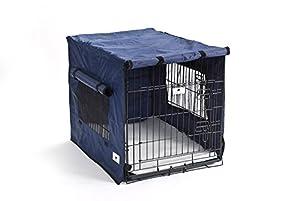 Settledown Housse de cage pour chien étanche 91,4cm