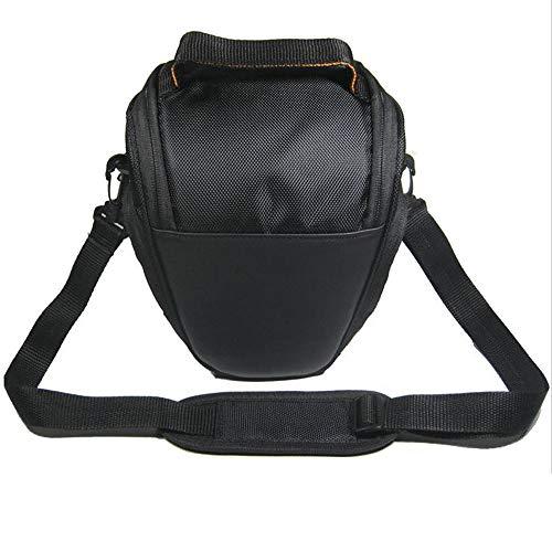 Ouneed- Hülle Kamera Tasche Kameratasche für Spiegelreflexkameras - Kamera-Schutzhülle aus Nylon für DSLR Nikon D4 D800 D7000 D5100 D5000 D3200 D3100 Kameraetui Camera Case SportsBag Schultertasche (Slr-kamera Flip Screen)