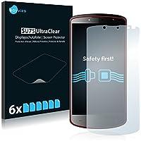Protector Pantalla Prestigio MultiPhone 7500 PAP7500 Pelicula Protectora [6 Unidades] Screen Protector
