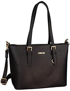 Damen Handtasche / Umhänge Tasche mit Henkel / Schultertasche in vielen Farben