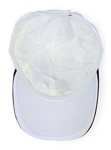 dffb563b3f8 White Lotus Anti Aging 100% Pure Silk Cap   Baseball Cap To Prevent ...