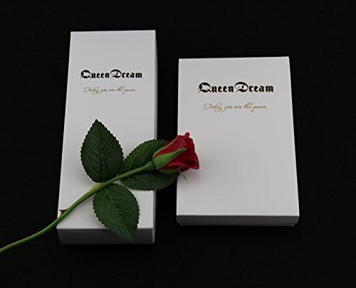 Queendream applique con strass per abito da sposa e accessori