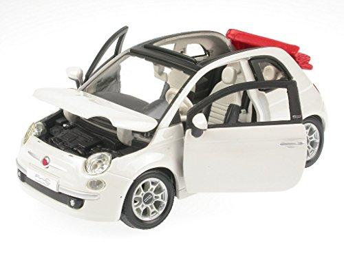 io Weiss 1/24 Bburago Burago Modellauto Modell Auto (Hsn Spielzeug)