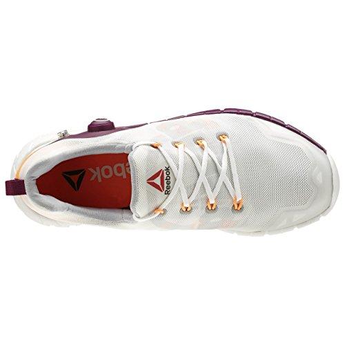 Reebok  2750 Cotu Classic, Baskets pour femme - gris - gris, EU Slvr/Wht/Opal/Peach/Orchd
