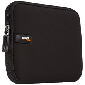 AmazonBasics 8-Inch Tablet Sleeve (Black)