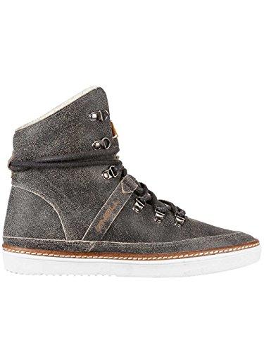 O'Neill Dudette Damen Hohe Sneakers Granite