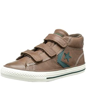 Converse Sp 3V Lea Mid 310960-34-93 - Zapatillas para niños