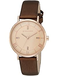 Giordano Analog Rose Gold Dial Women's Watch-A2065-01