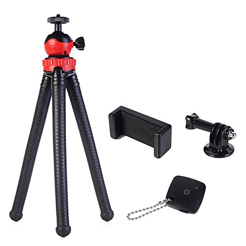 SHiZAK Flexible Ball Head Tripod