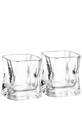 Cibi Single Blade Runner Glass (Twin Pack) 22cl