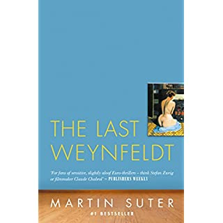 The Last Weynfeldt (English Edition)