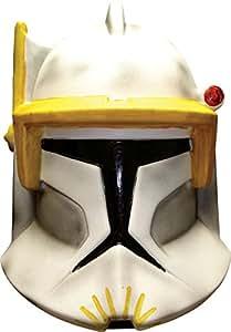 Masque Clonetrooper Commander Cody (Star Wars - Clone Wars) pvc -Adulte - Taille Unique