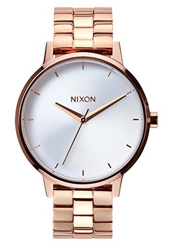 Nixon – Reloj de pulsera para mujer, color blanco