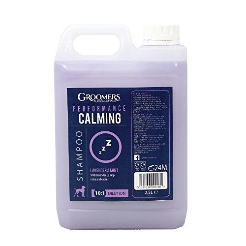 Groomers Aromatherapie-Shampoo für Haustiere 2,5 Liter