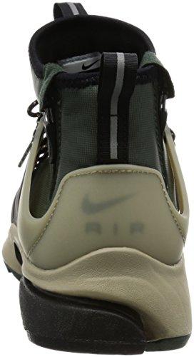 Nike 859524-300, espadrilles de basket-ball homme Vert
