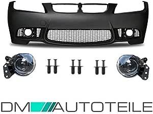 Dm Autoteile Performance Stoßstange Vorne Ohne Pdc Set Nsw Passt Für 3er E90 E91 Abe Zulassung Auto