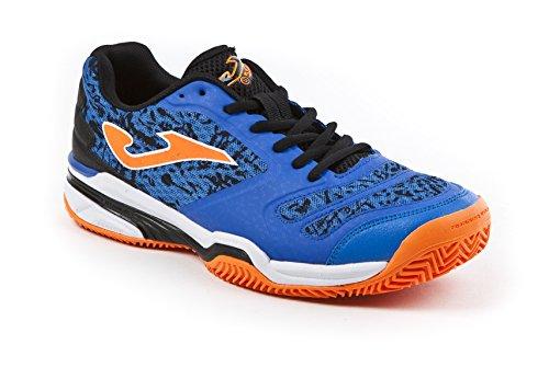 JOMA Slam, Zapatillas de Tenis para Hombre, Azul (Royal), 41 EU