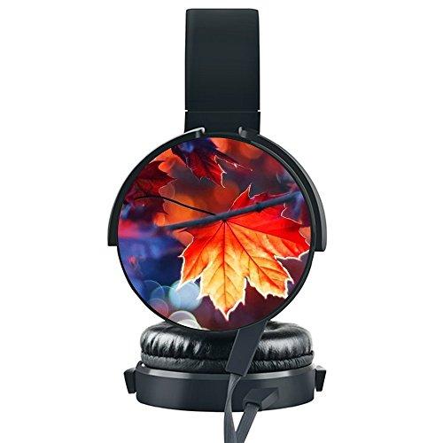 Over-Ear-Headset für PC/Mac/Smartphone/Tisch/Laptop, zusammenklappbar, leicht, Pink Headset 27 - Form-memory-draht