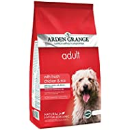 Arden Grange Adult Chicken Dog Food - 12 kg