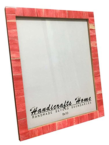 8x10-bone-picture-frames-chic-photo-frame-handmade-vintage-from-handicrafts-home-8x10-red