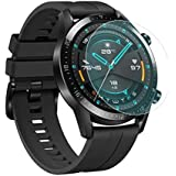 SKEIDO 5xExplosion-proof TPU Full Cover Screen Protector Film for Huawei Watch GT2 46mm
